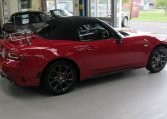 2017 Abarth 124 Spider - Drivers Side