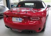 2017 Abarth 124 Spider - Tail Lights