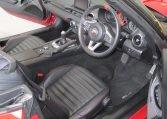 2017 Abarth 124 Spider - Cockpit
