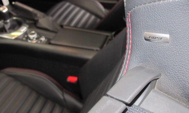 2017 Abarth 124 Spider - Seat