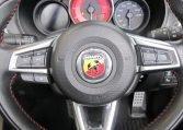2017 Abarth 124 Spider - Steering Wheel