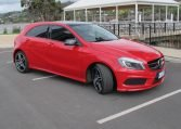 2013 Mercedes A180 - Drivers Side