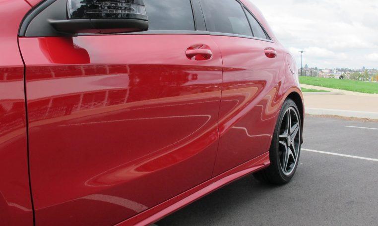 2013 Mercedes A180 - Side Mirror