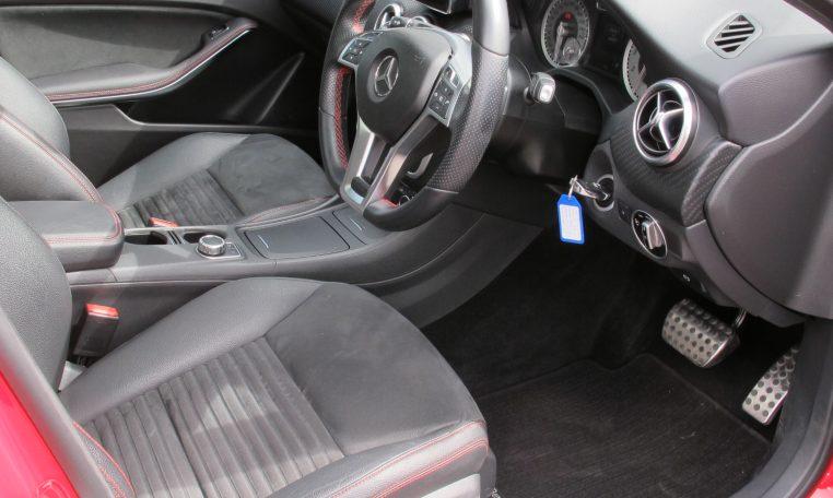 2013 Mercedes A180 - Steering Wheel