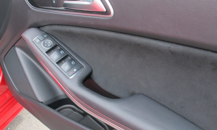 2013 Mercedes A180 - Window Controls