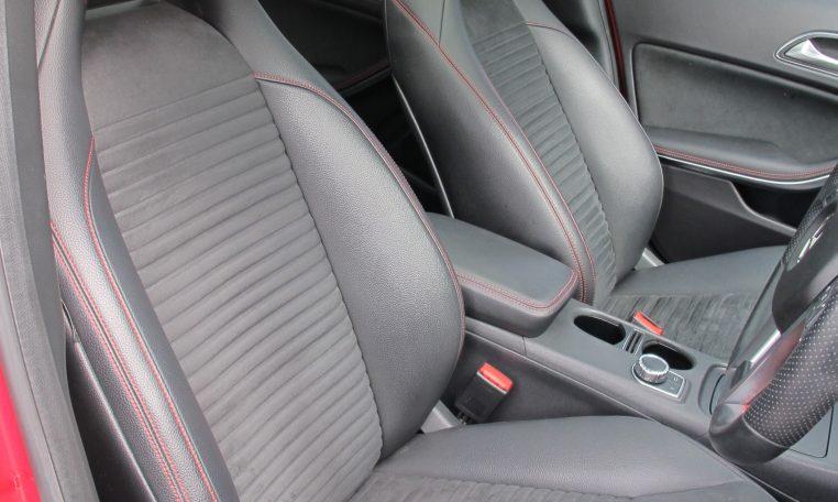2013 Mercedes A180 - Front Seats