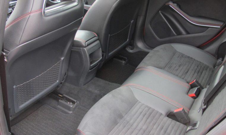 2013 Mercedes A180 - Back Seats