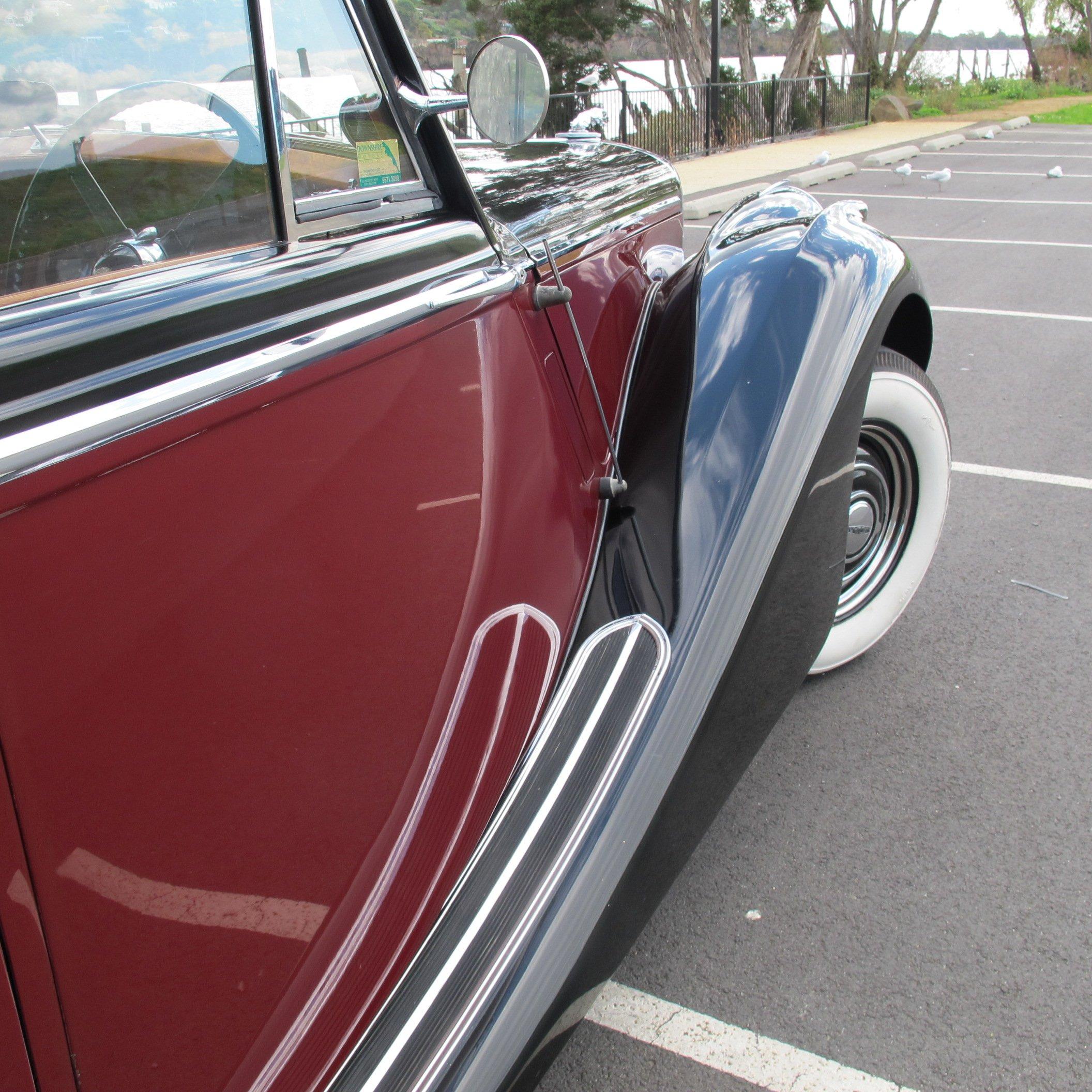 1949 Jaguar MK V   Goldstar Automotive - Sales Division