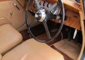 1949 Jaguar MK V - Steering Wheel
