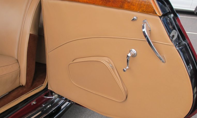 1949 Jaguar MK V - Inside Passenger Door