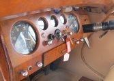1949 Jaguar MK V - Dash