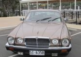 1989 Jaguar Sovereign - Head Lights / Grill