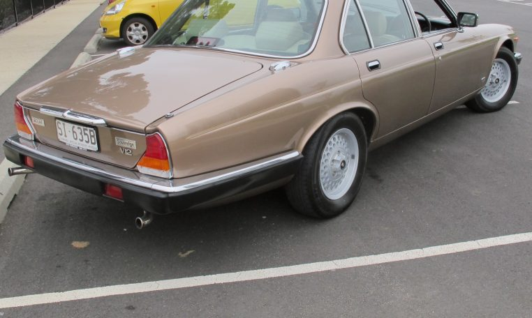 1989 Jaguar Sovereign - Drivers Side