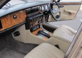 1989 Jaguar Sovereign - Front Seats