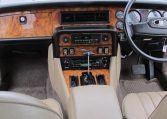 1989 Jaguar Sovereign - Dash