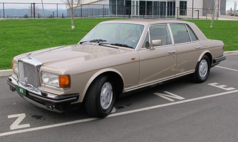 1990 Bentley Eight - Passenger Side Profile