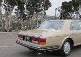1990 Bentley Eight - Rear Profile