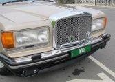 1990 Bentley Eight - Grille