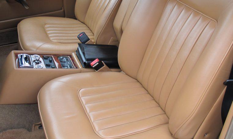 1990 Bentley Eight - Front Seats
