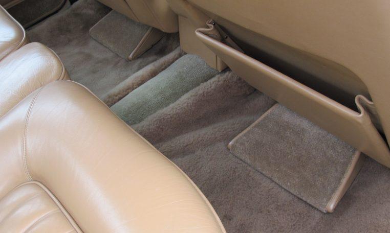 1990 Bentley Eight - Back Floor