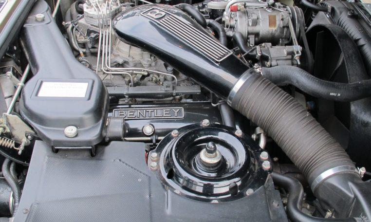 1990 Bentley Eight - Engine Bay