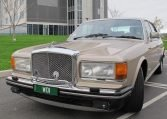 1990 Bentley Eight - Front Grille
