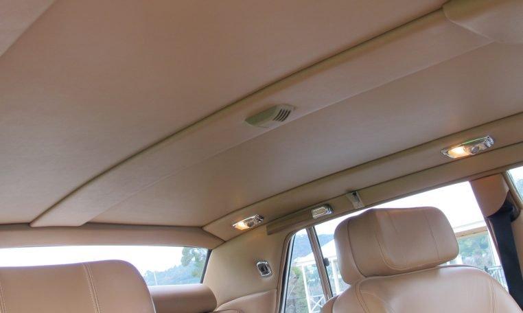 1990 Bentley Eight - Roof Lining/Sunroof