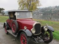 1928 Humber 9/20 - Headlights