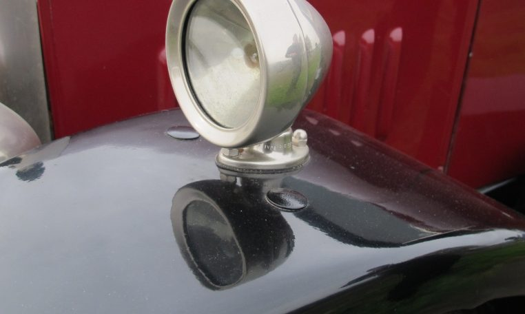 1928 Humber 9/20 - Indicator