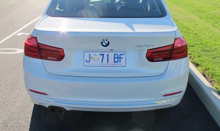 2016 BMW 320i F30 - Tail Lights