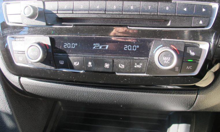 2016 BMW 320i F30 - Heater Controls