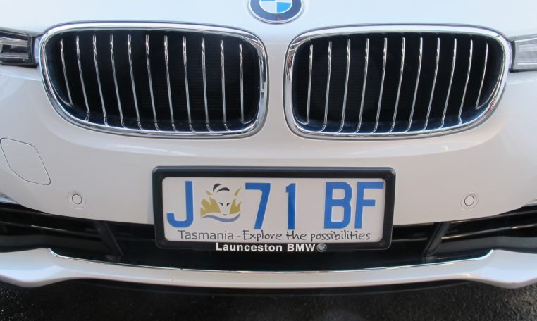 2016 BMW 320i F30 - Front Grill