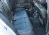 2016 BMW 320i F30 - Back Seat