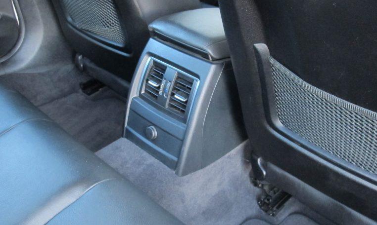 2016 BMW 320i F30 - Rear Heater Controls