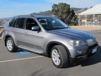 2007 BMW X5 - Drivers Side View