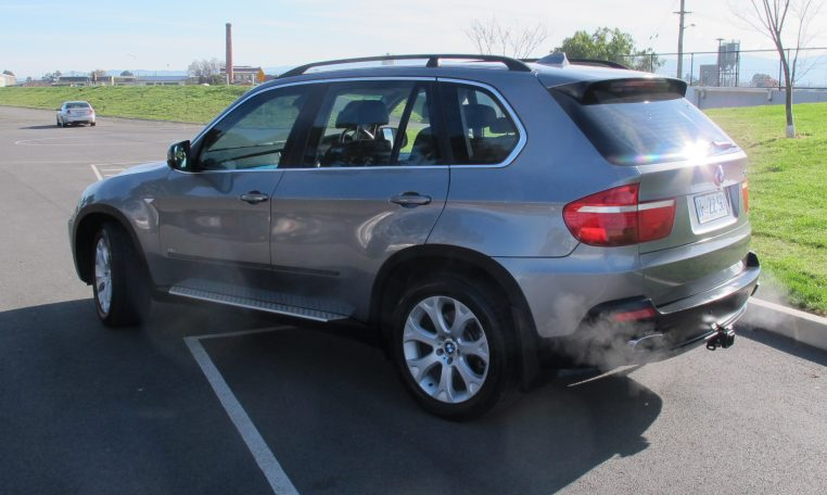2007 BMW X5 - Passenger Side View