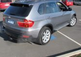 2007 BMW X5 - Drivers Side