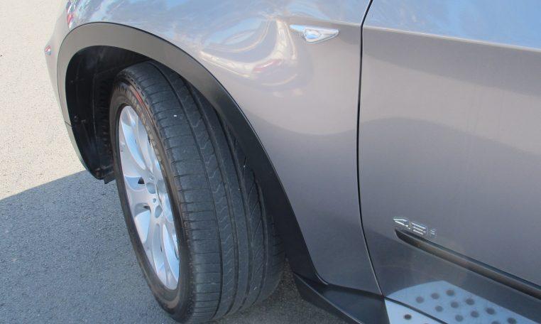 2007 BMW X5 - Front Wheel