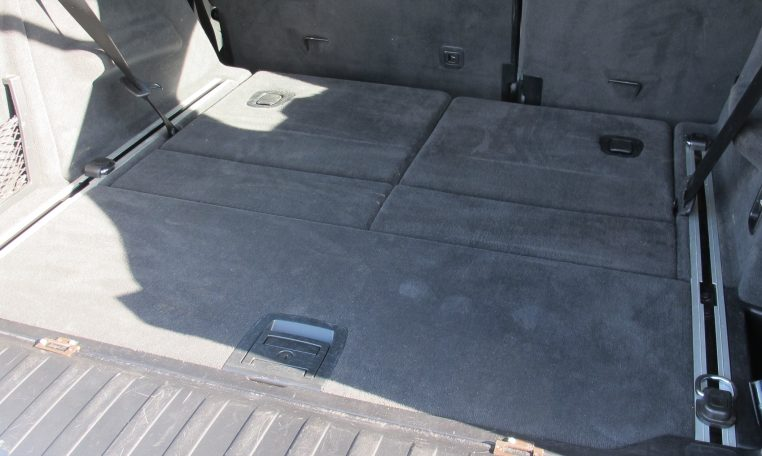 2007 BMW X5 - Boot
