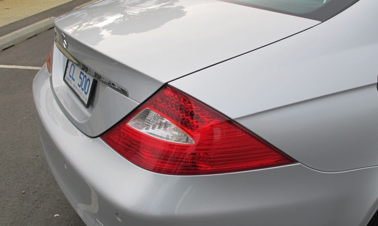 2005 Mercedes CLS500 - Tail Lights