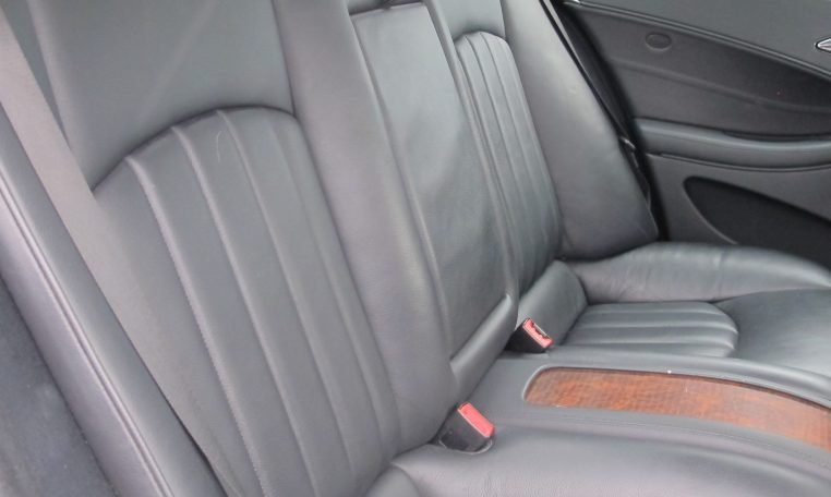 2005 Mercedes CLS500 - Back Seat