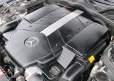 2005 Mercedes CLS500 - Engine Bay