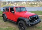 2016 Jeep Wrangler - Front Guard/Wheel