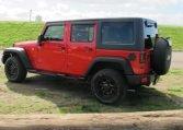 2016 Jeep Wrangler - Passenger Side View
