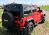 2016 Jeep Wrangler - Rear View