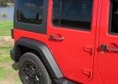 2016 Jeep Wrangler - Rear Guard