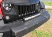 2016 Jeep Wrangler - Front Grill