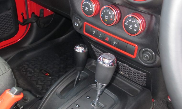 2016 Jeep Wrangler - Auto Transmission Shifter