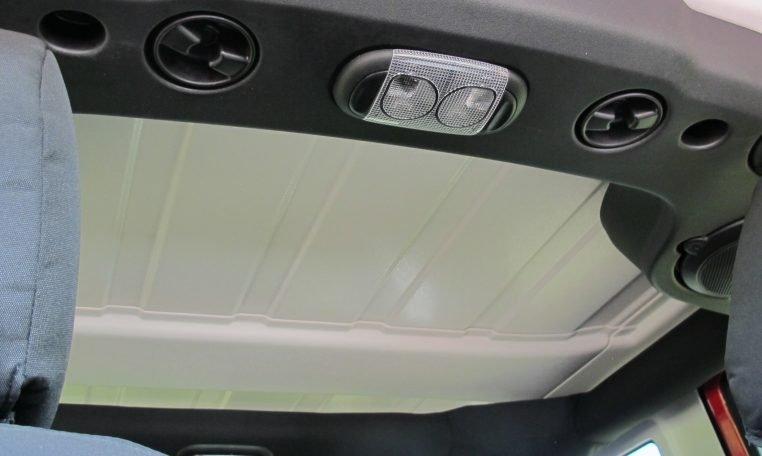 2016 Jeep Wrangler - Inside Roof