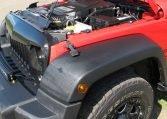 2016 Jeep Wrangler - Engine Bay